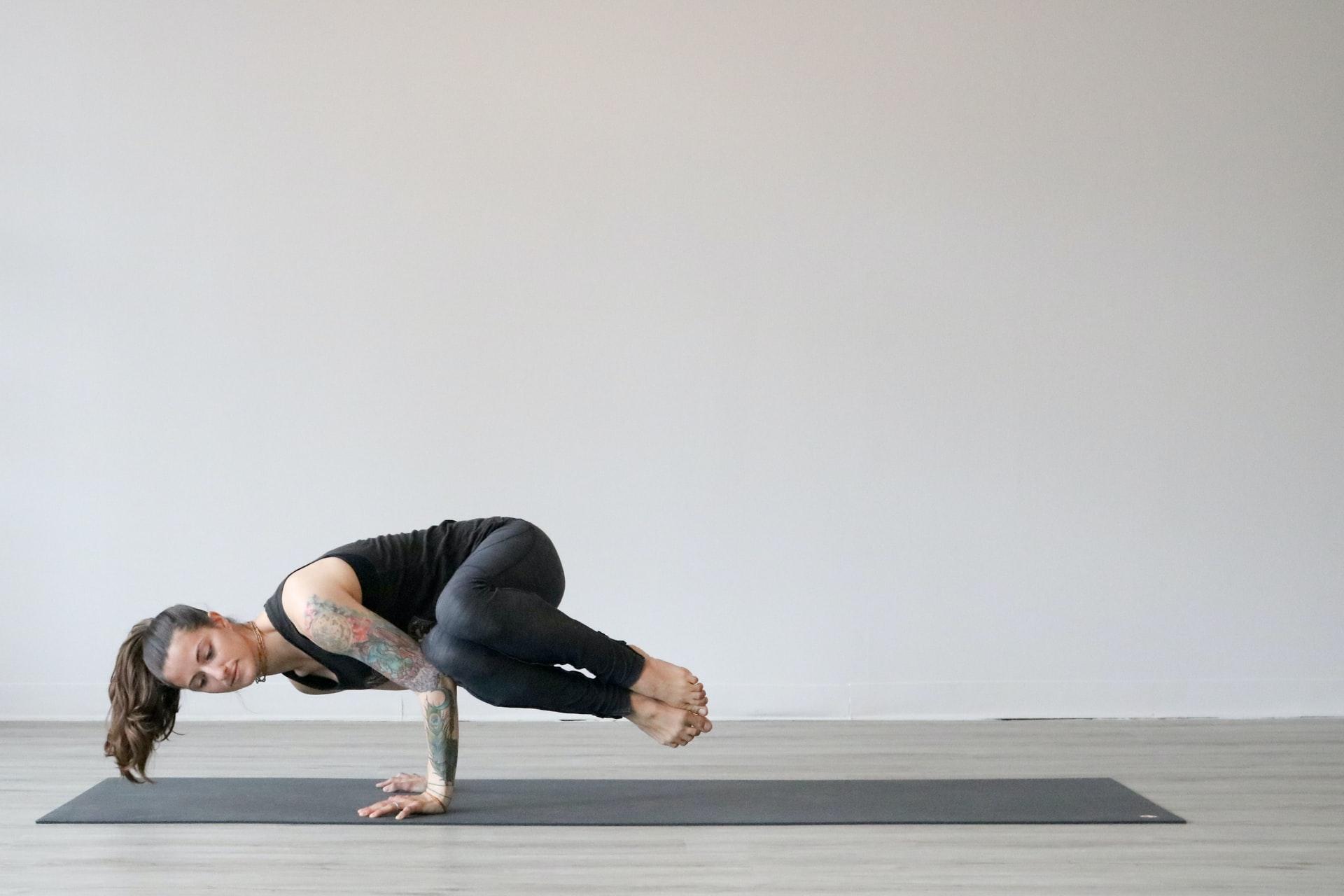 Les postures idéales de yoga 1