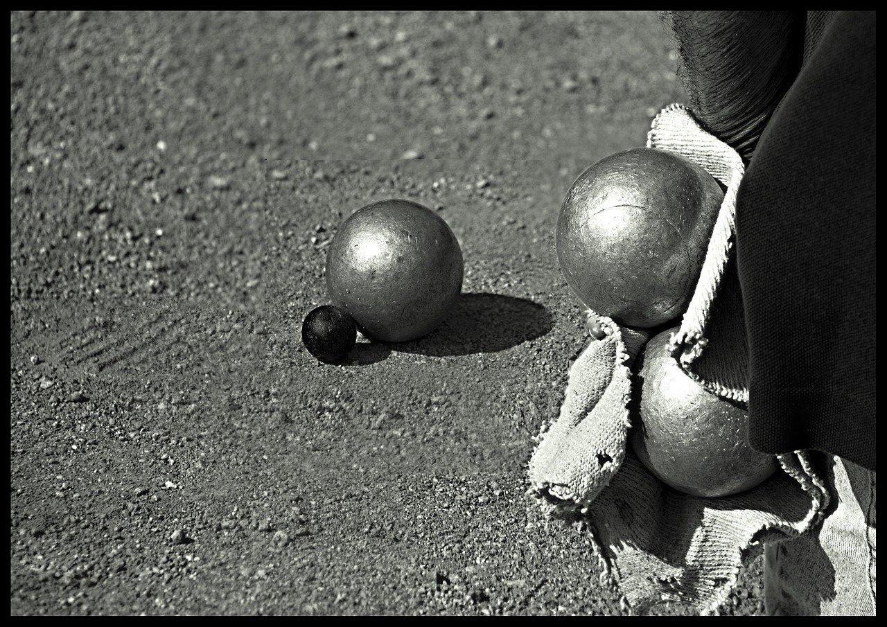 boule de pétanque 1