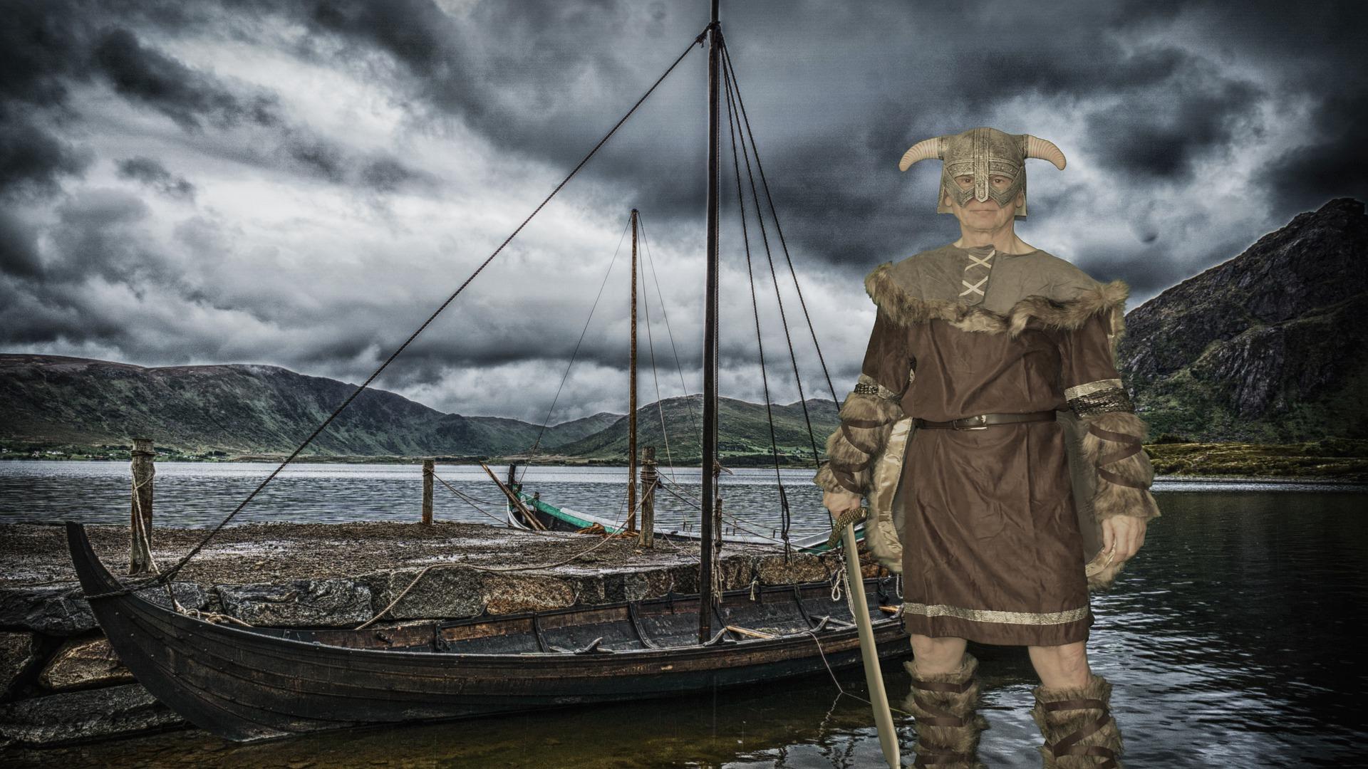 viking bateau