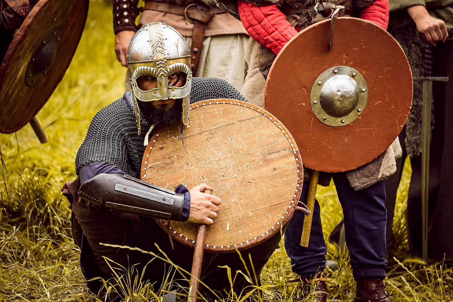 viking bouclier